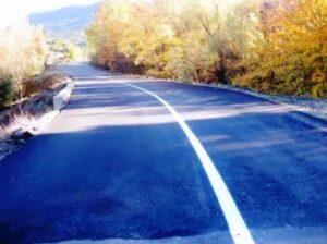 Διαγράμμιση δρόμοι