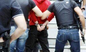 συλλήψεις χειροπεδες