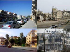 Συρια πριν και μετα1