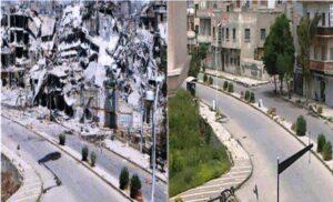 Συρια πριν και μετα2