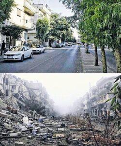 Συρια πριν και μετα3