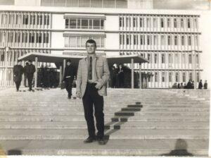 8 Φοιτητής 1968