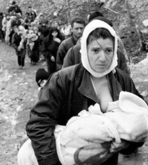 προσφυγες μάνα
