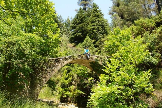 40 Το πέτρινο Γεφύρι της Κερασιάς