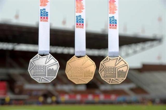 Αμστερνταμ μετάλλια