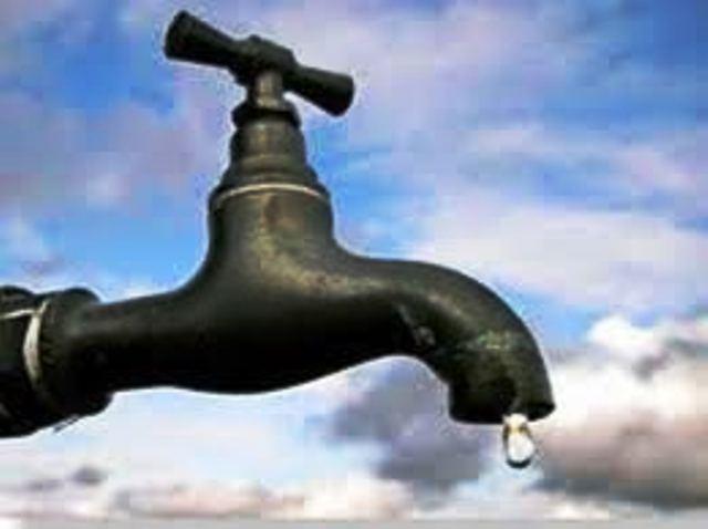 Υδρευση βρύση