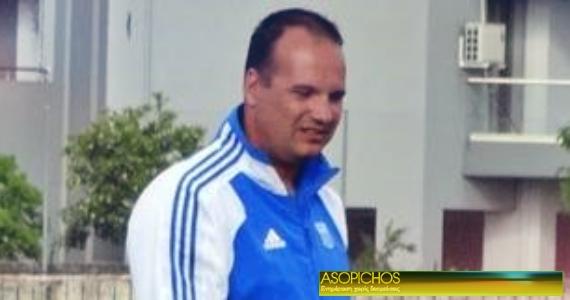 Πέτρος Ακριβάκης εξωφ