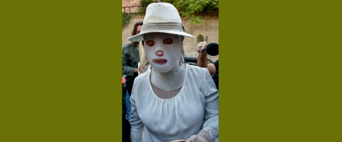Μάσκα θάρρους για την Ιωάννα